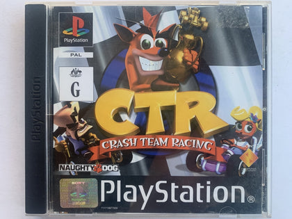 Crash Team Racing Complete In Original Case