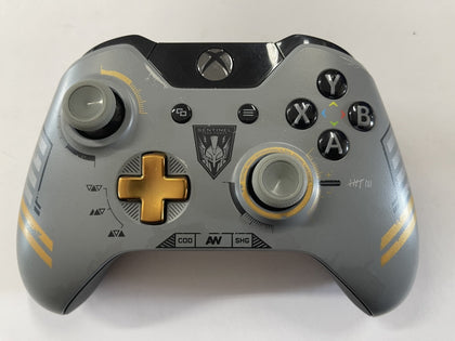 Limited Edition Call Of Duty Advanced Warfare Wireless Controller