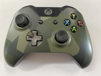 Limited Edition Armed Forces Green Camo Wireless Controller
