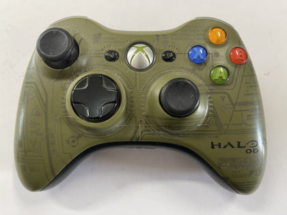 Limited Edition Halo 3 ODST Olive Green Wireless Controller