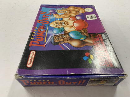 Super Punch Out Complete in Box