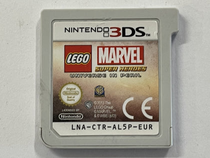 Lego Marvel Super Heroes Universe In Peril Cartridge