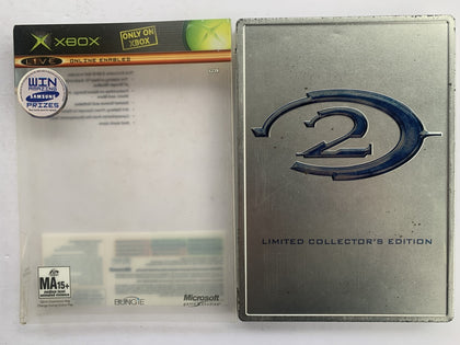 Halo 2 Limited Steelbook Edition Complete In Original Case