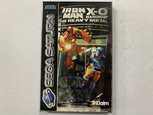 Iron Man X-O Manowar In Heavy Metal Complete In Original Case