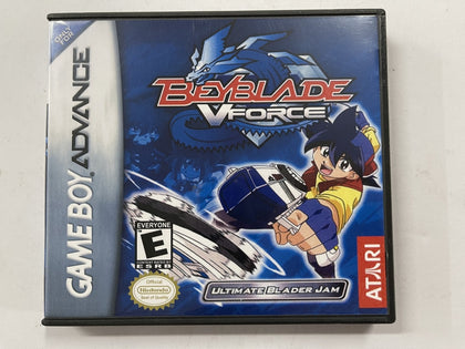 Beyblade V Force Cartridge in DS Style Case