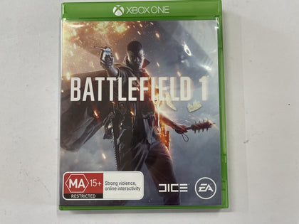Battlefield 1 Complete In Original Case