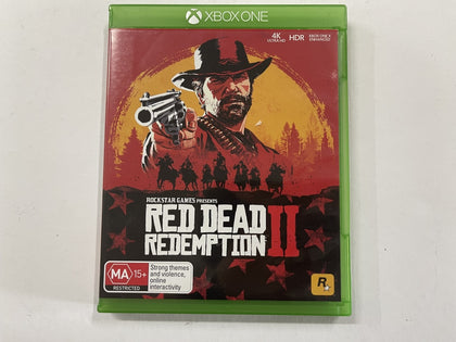 Red Dead Redemption 2 Complete In Original Case