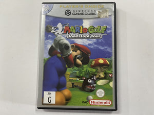 Mario Golf Toadstool Tour Complete In Original Case