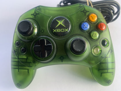 Genuine Limited Edition Halo Green Microsoft XBOX Controller