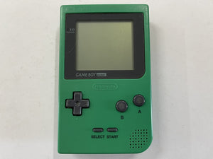 Green Gameboy Pocket Console
