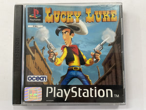 Lucky Luke Complete In Original Case