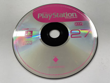 Playstation Magazine Demo Disc 27