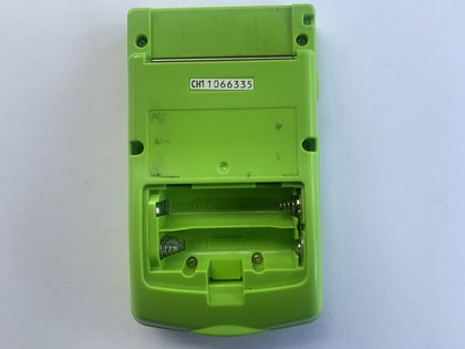 Lime Kiwi Green Nintendo Gameboy Color Console