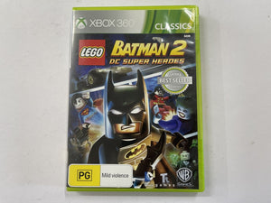 Lego Batman 2 DC Super Heroes Complete In Original Case
