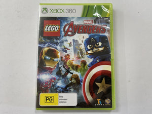Lego Marvel Avengers Complete In Original Case