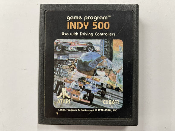 Indy 500 Cartridge