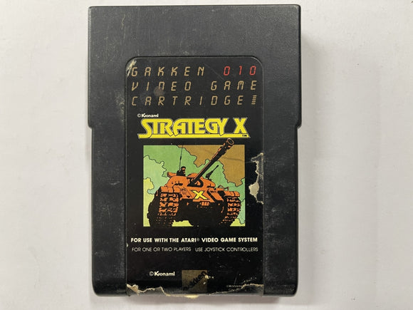 Strategy X Cartridge