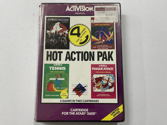 Hot Action Pak HES In Original Case
