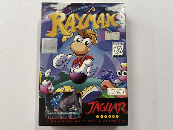 Rayman Complete In Box
