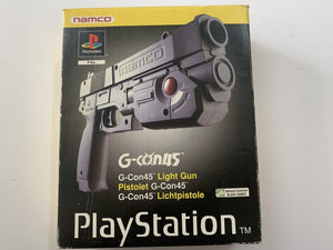 Namco G-Con 45 Gun for Playstation 1 Complete in Box