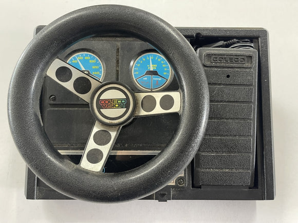 CBS Colecovision Expansion Module #2 Steering Wheel Attachment Controller