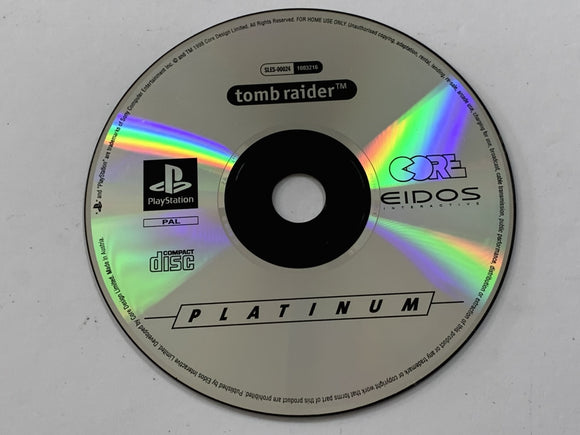 Tomb Raider Disc Only