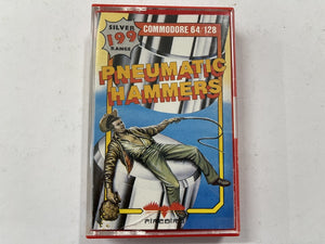 Pneumatic Hammers Commodore 64 Tape Complete In Original Case