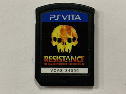 Resistance Burning Skies Cartridge