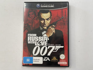 007 From Russia With Love Complete In Original Case