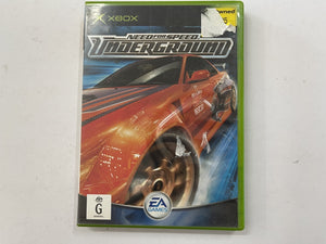 Need For Speed Underground Complete In Original Case