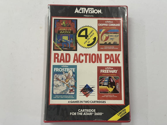 Raid Action Pak Complete In Original Case