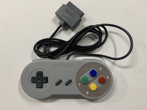 Brand New & Sealed Super Nintendo Classic Grey Controller for SNES