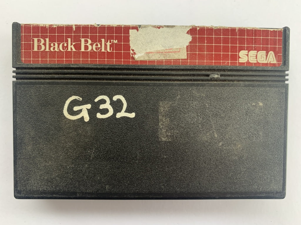Black Belt Cartridge