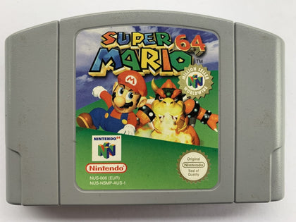 Super Mario 64 Cartridge