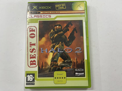 Halo 2 Complete In Original Case