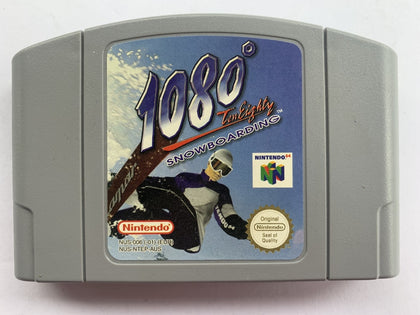 1080 Snowboarding Cartridge