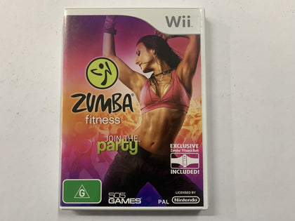 Zumba Fitness Complete In Original Case