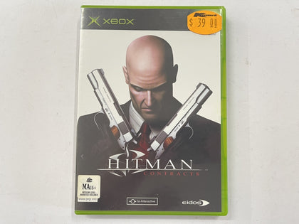 Hitman Contracts Complete In Original Case