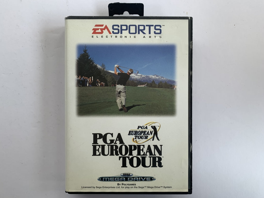 PGA European Tour Complete In Original Case