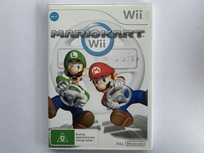 Mario Kart Wii Complete In Original Case