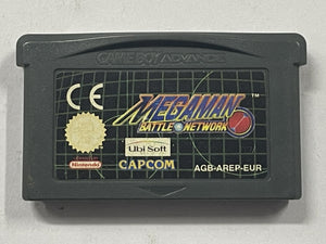Mega Man Battle Network 5 Cartridge