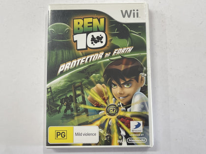 Ben 10 Protector Of Earth Complete In Original Case