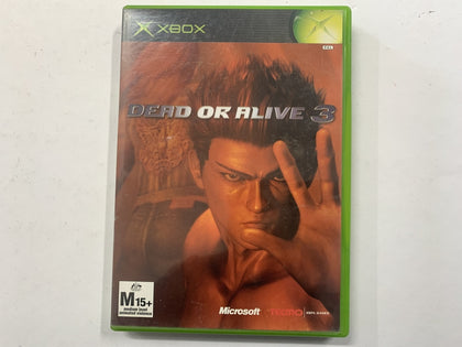 Dead Or Alive 3 In Original Case