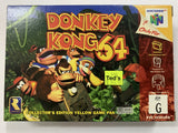 Donkey Kong 64 Complete In Box
