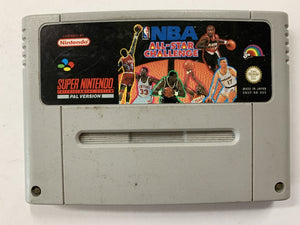 NBA All Star Challenge Cartridge