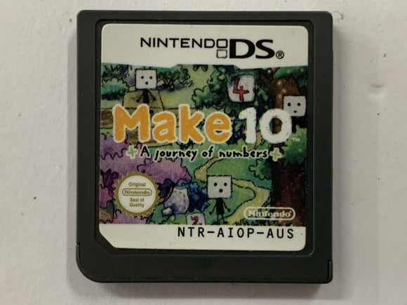 Make 10 A Journey Of Numbers Cartridge