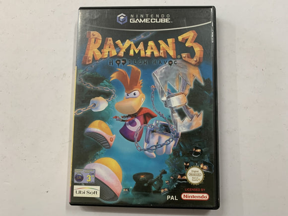 Rayman 3 Hoodlum Havoc Complete In Original Case