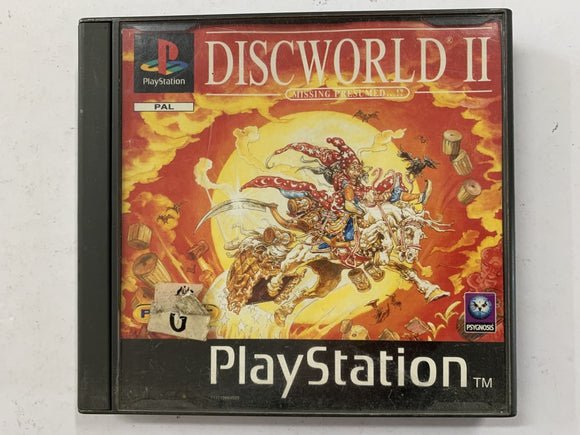 Discworld 2 Complete In Original Case