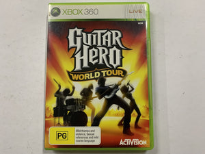 Guitar Hero World Tour Complete In Original Case