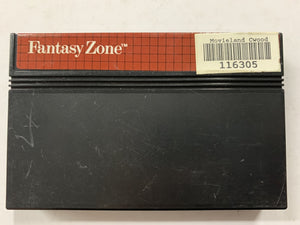 Fantasy Zone Cartridge